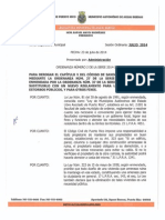 Ordenanza 2, 2014-2015 Estorbos Publicos