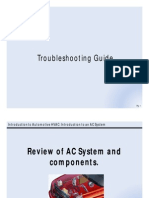AC - Troubleshooting