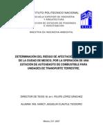 Determinacion Del Riesgo