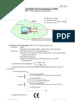 Compatibilité électromagnétique (CEM)