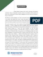 Internship Report of Proma