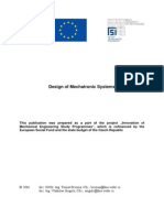 Design of Mechatronics