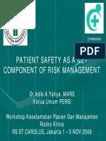 PS is a Key Component (Dr.adib)