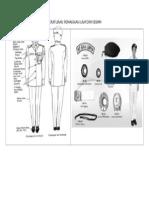 Peraturan Pemakaian Uniform Bsmm