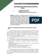 Protectia Sistemelor Informationale Si Planul de Asigurare a Continuitatii Afacerii