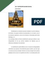 Trabajo de Antropología - ESTRATIFICACION.docx