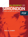 Chabot, Pascal - The Philosophy of Simondon. Between Technology and Individuation.pdf