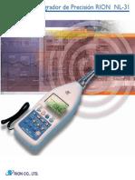 RION NL31 - sonometro.pdf