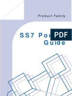 SS7 Pocket Guide