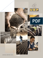 UBP Annual Report 13