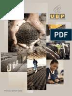 UBP Annual Report 13