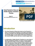 Great-Pyramid-of-Giza-and-Golden-Section-Transform-Preview.ppt