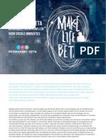 Permanent Beta | Kennisdeeltjesversneller voor sociale innovaties