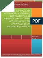 EL DESARROLLO DEL PENSAMIENTO MATEMÁTICO SEGÚN LA ESCUELA DE GINEBRA.docx