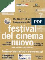 Festival Cinema Nuovo 2014