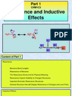 Resonance and Inductive Effects presentation