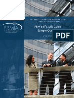 Prm Study Guide Questions2