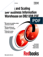 SAP BI ON DB2