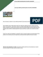 Structuri in Cadre Versus Structuri Pe Zidarie Portanta Pentru Locuinte Unifamiliale