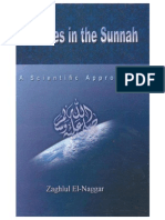 Treasures in the Sunnah a Scientific Approach - Zaghlul el-Naggar