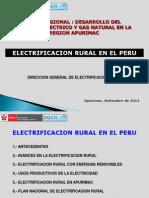 7.Logros y Perpestivas de la Electrificacion Rural en el Peru.ppt