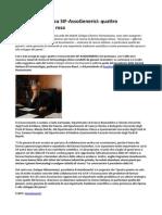 Premi Per La Ricerca SIF AssoGenerici Quattro Riconoscimenti in Rosa