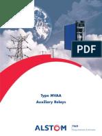 mvaj data sheet pdf relay capacitor rh scribd com Starter Relay Wiring Diagram 8 Pin Relay Wiring Diagram