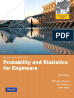Probability and Statistics for Engineers R.a Johnson Ch1-11