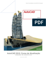 AutoCAD 2010 - Exercicio