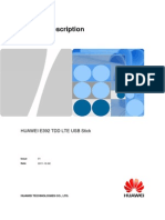 HUAWEI E392 TDD LTE USB Stick Product Description-Specification-And-datasheet