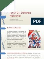 TEMA 01 - Defensa Nacional.pptx