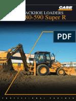 Case 580SR Series