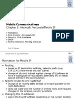 Network_Protocols Mobile Ip
