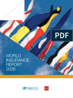 World Insurance Report 2009