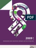 Catalogus Erkenningen Goed Industrieel Ontwerp 2009