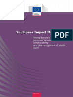Youthpass Impact Study - Report
