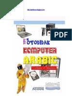 Tips Otodidak Arabic Computer