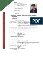 Amjad CV Energy Manager