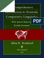 A Comprehensive Introduction to Nostratic Comparative Linguistics (Bomhard)