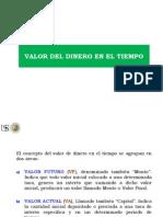Valor del Dinero en el  Tiempo.pptx