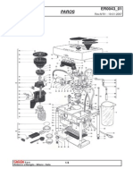 Gaggia Paros Parts Diagram