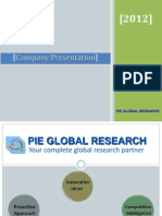 Pie Global research