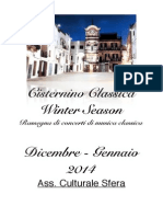 Cisternino Classica Winter