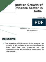 Sec Presentation Micro Finance