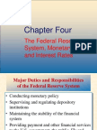 The federal reseve system