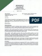 Dr. Jean Dodds Expert Report (plaintiff)