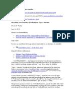 Metformin Dm Tipe1