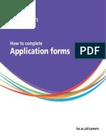 Application Forms Lse Brochure