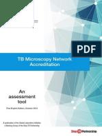 TBMicroscopy Network Accreditation Web