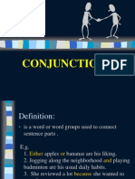 Conjunctions (Presentation)